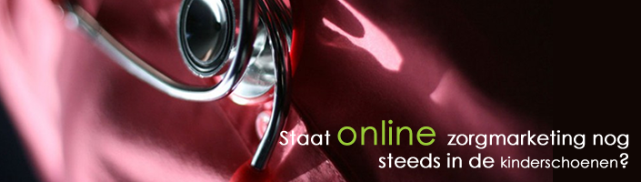 Online zorgmarkteting